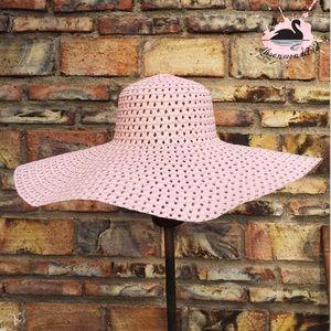 Gorgeous Flower Gorgeous Pink Floppy Sun Hat